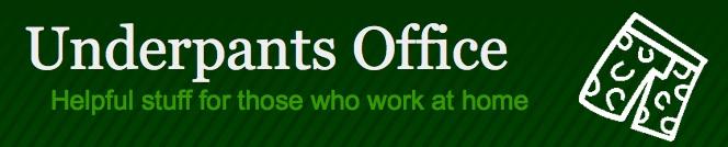 Underpants Office blog logo